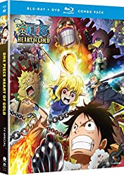 One Piece: Heart of Gold - TV Special (Blu-ray/DVD Combo)