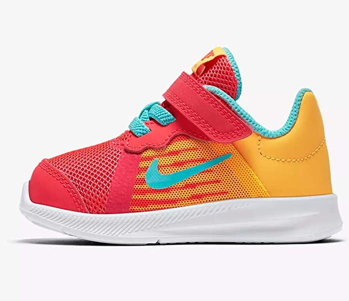 79bad542c7588 Nike Downshifter 8 Fade (TDV) Toddler Av6156-600 Size 6