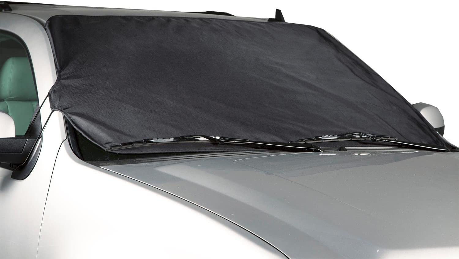 Black Coverking Custom Windshield Snow Cover//Frost Shield for Select Lexus RX-330//350//400h Models Ballistic