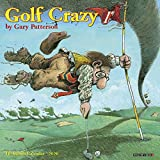 Golf Crazy by Gary Patterson 2020 Mini Calendar