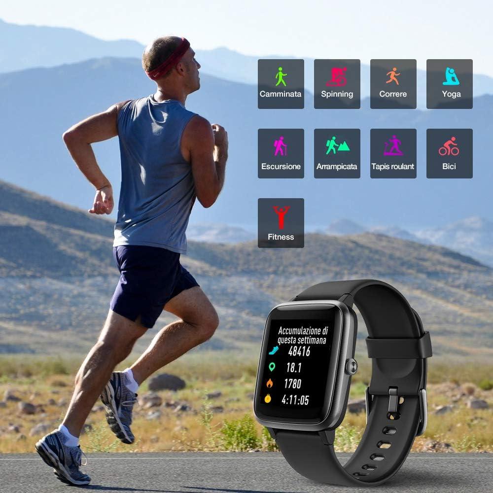 UMIDIGI Smart Watch Uwatch 3 Negro: Amazon.es: Electrónica