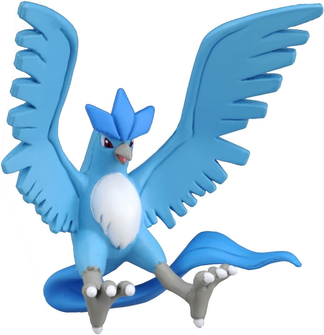 """Takaratomy Official Pokemon X and Y MC-053 2"""" Articuno Action Figure"""