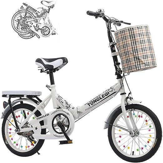 Childrens bicycle Bicicleta Infantil Bicicleta Plegable 16/20 ...