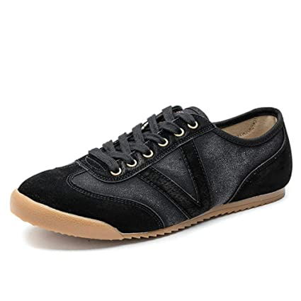 f55ea8cff688fc Image Unavailable. Image not available for. Color  Men Breathable Casual  Shoes ...