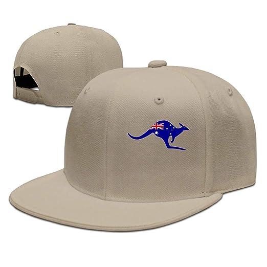 Australia Kangaroo Truck Driver Dad Adjustable Baseball Caps at ... db5a2e7422d7