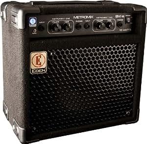 Eden metromix serie multiusos amplificadores usm-em15-u 15vatios amplificador de guitarra HEAD