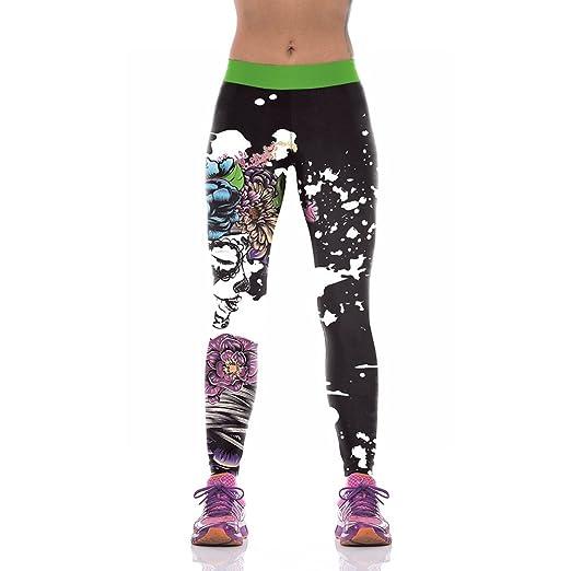 Ruanyi Nuevo diseño de Las Mujeres Leggings 3D Impreso ...