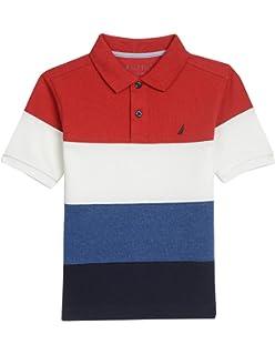 2a1264e22c1 Nautica- Camisa tipo Polo para niños