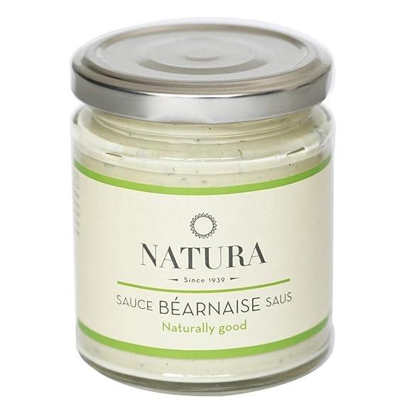 Salsa Béarnaise 160gr. Natura. 6un.