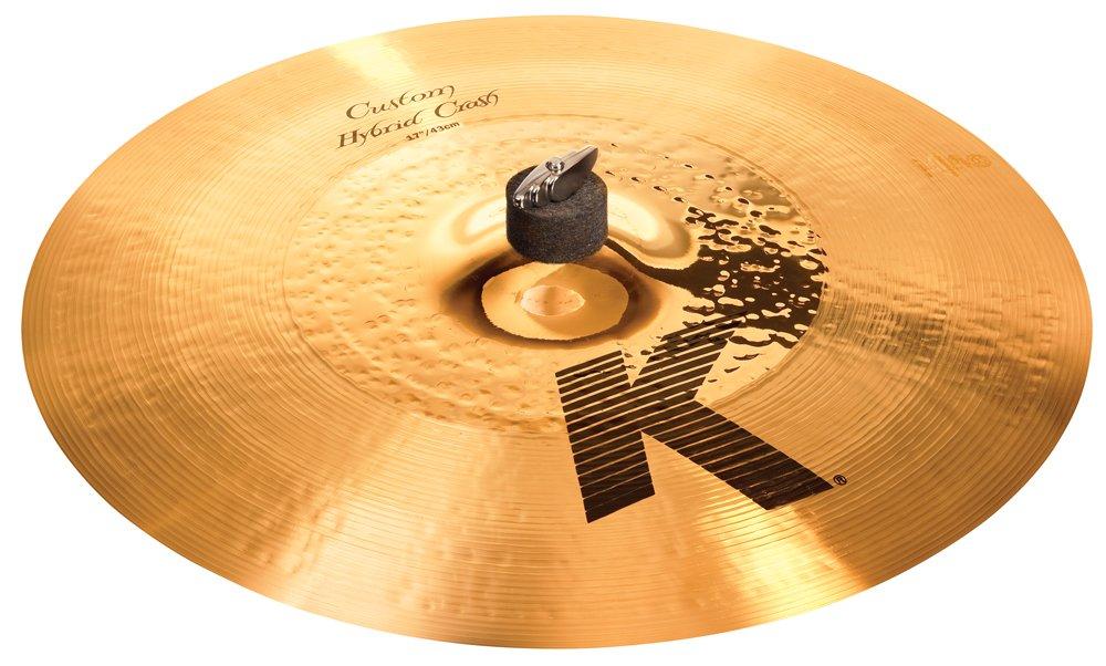 Zildjian K Custom 17'' Hybrid Crash Cymbal