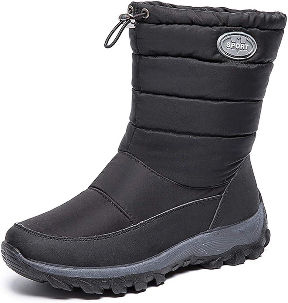 Women Waterproof Snow Boots Slip