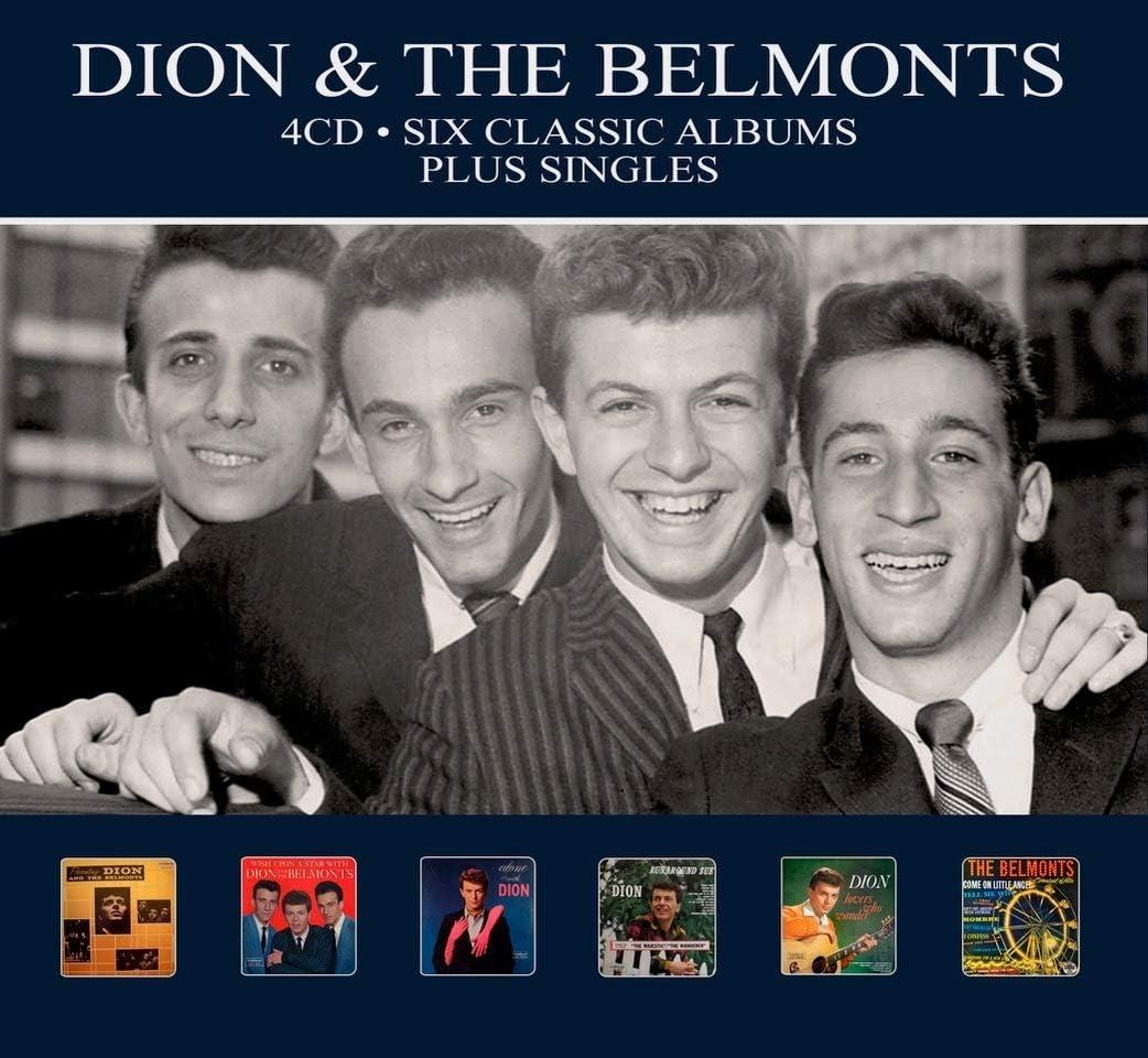 Six Classic.. -Digi- - Dion & the Belmonts
