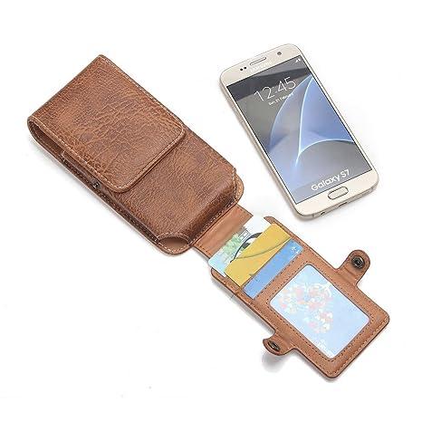 custodia da cintura verticale per iphone x