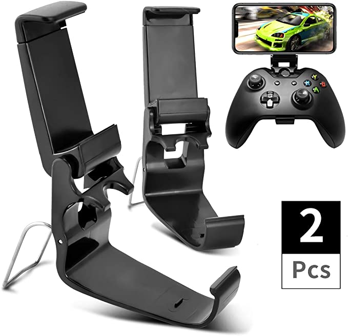 DLseego 2 Pack Xbox One Controller Phone Mount Clip, un Soporte ...