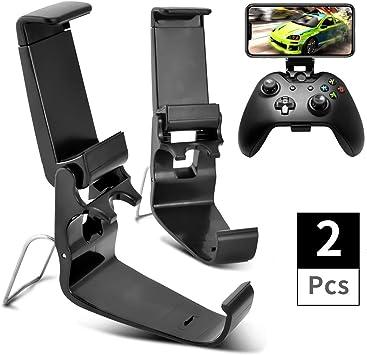 DLseego 2 Pack Xbox One Controller Phone Mount Clip, un Soporte ...