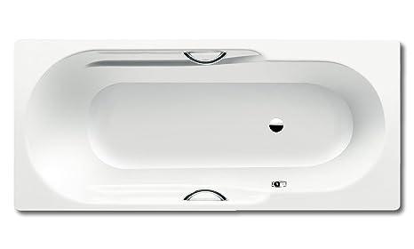 Vasca Da Bagno Kaldewei : Kaldewei acciaio vasca da bagno ambiente rondo star 701 1700 x 750