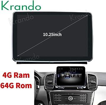 Autoradio Krando Android 8 1 8 4 Zoll Für Mercedes Benz Elektronik