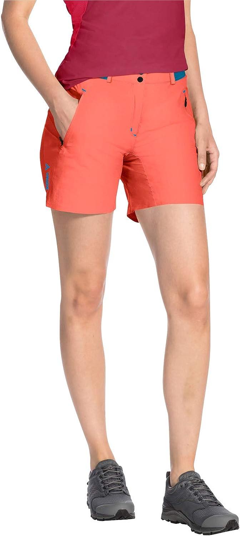 Mujer VAUDE Womens Scopi LW Shorts II Hose