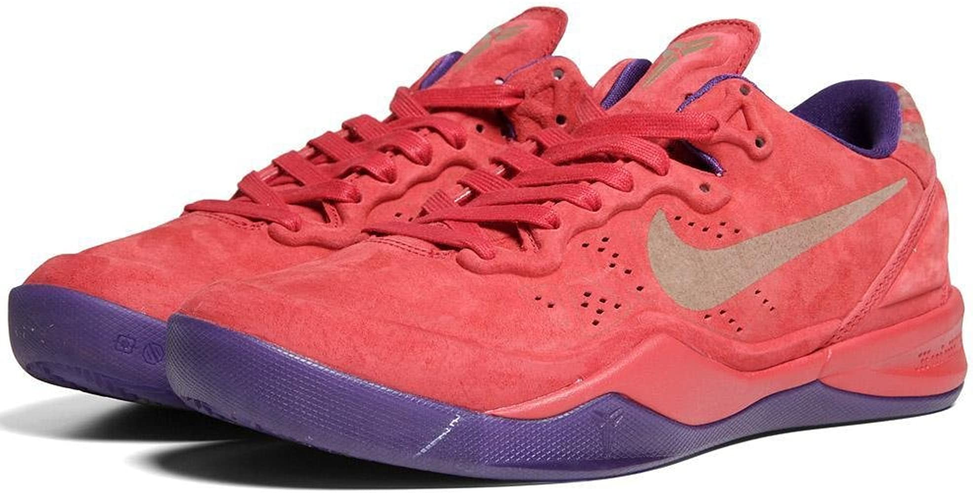 Milagroso tenga en cuenta Desbordamiento  Amazon.com | Nike Zoom Kobe 8 EXT Year of the Snake (582554-600) mens Shoes  | Basketball