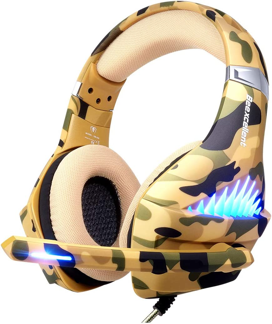GAMING HEADSET FOR PS4 Nintendo switch Fortnite the look of this headphone is much beautiful and awesome Than other Headphones f you are gaming and buying The best Headset for Nintendo switch fortnite