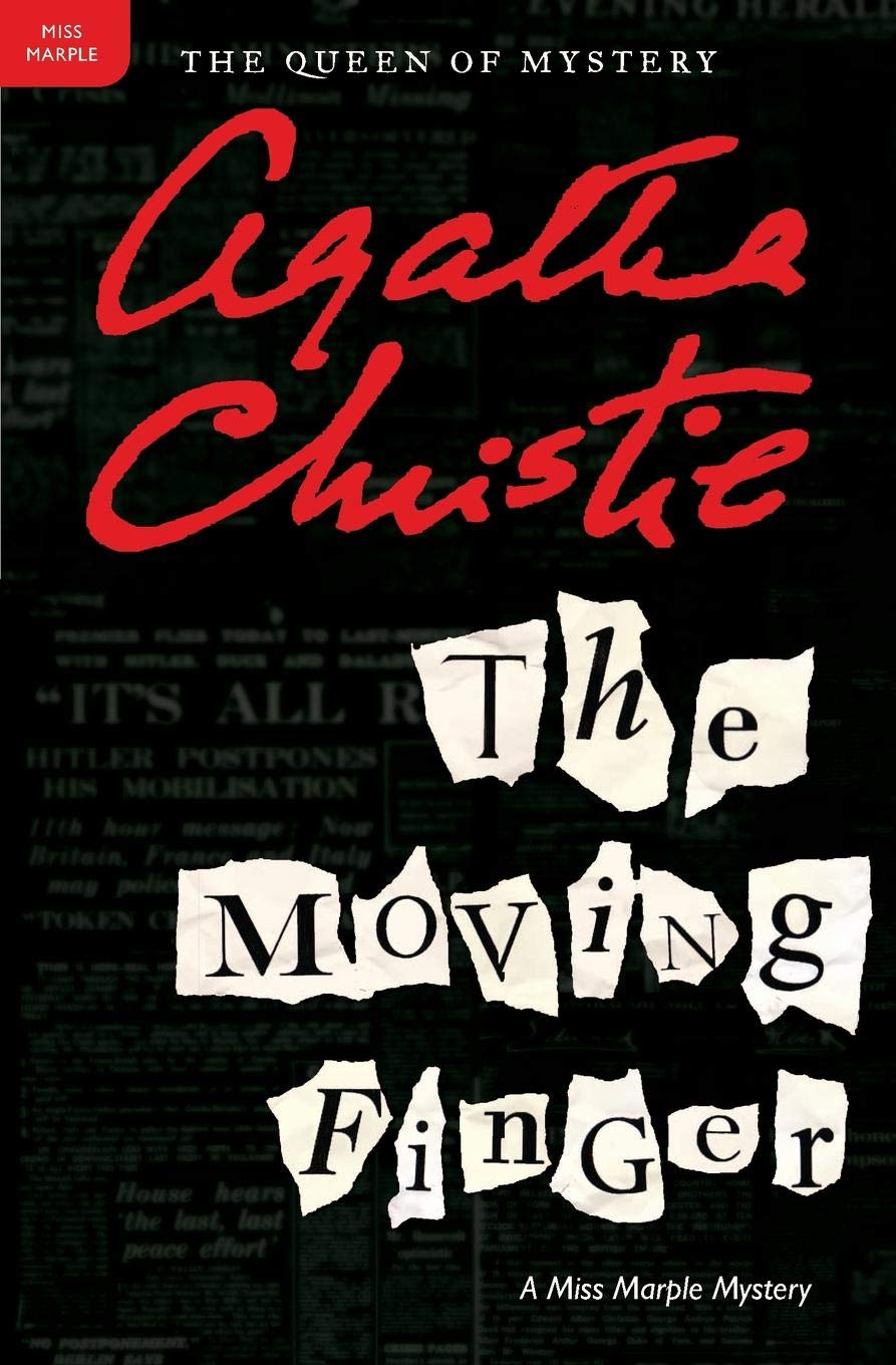 The Moving Finger: A Miss Marple Mystery (Miss Marple