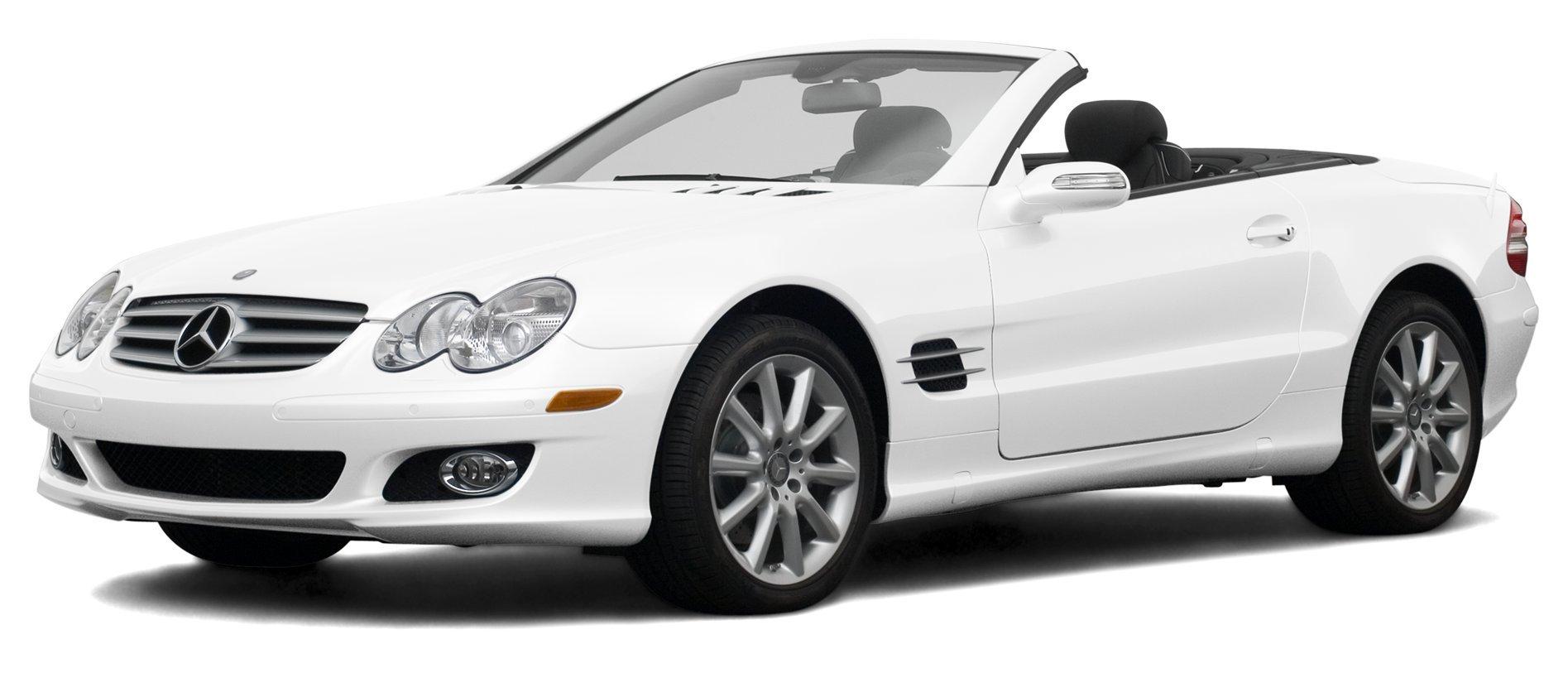 2008 Mercedes Benz SL550 V8, 2 Door Roadster 5.5L ...