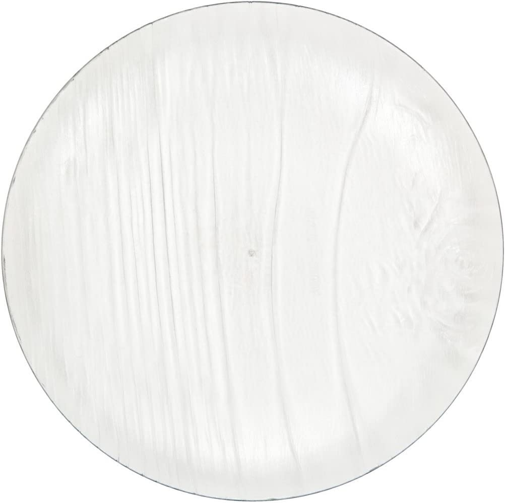 Madhouse by Michael Aram 12-Count Clear Luncheon Plate Twig