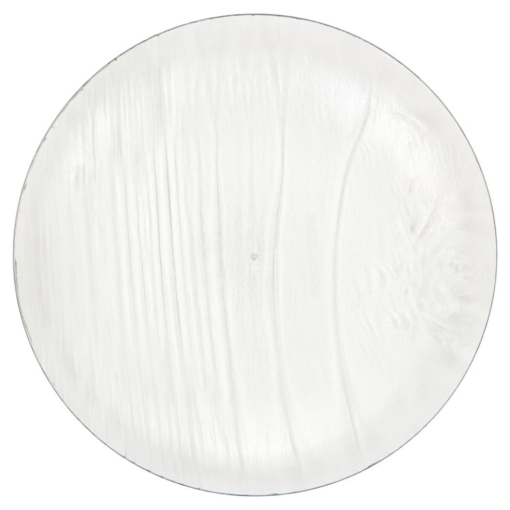 MADHOUSE by Michael Aram 12-Count Clear Luncheon Plate, Twig by Creative Converting (Image #1)