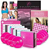 Fé Fit Women's Workout Program - All Skill Levels - 28 Workout Videos for Women - Includes NEW 21 Day Program - Fitness Tools - Essentials Kit