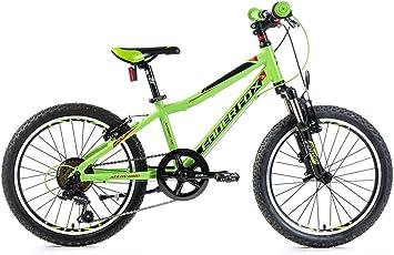 Leader Fox 20 pulgadas aluminio santy Boy infantil para bicicleta ...