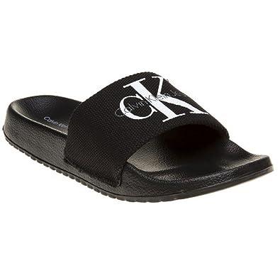 5ac5c971bccea7 Womens Calvin Klein Jeans Chantal Sandals  Amazon.co.uk  Shoes   Bags