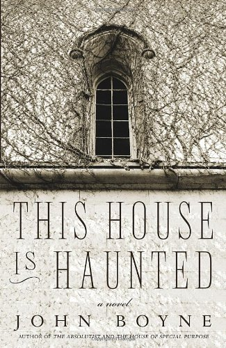 Book cover for This House is Haunted