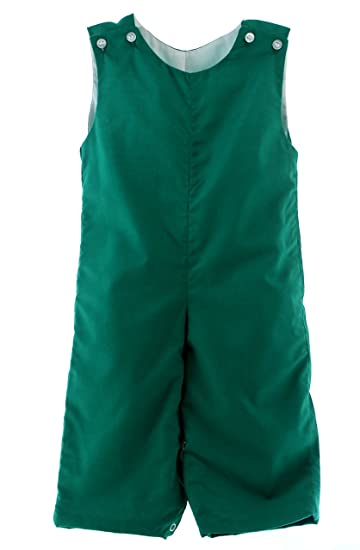 d13a99b2486d Amazon.com  Boys Green Christmas Outfit