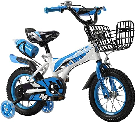 JLASD Bicicleta Bicicletas Niños, Vespa De La Bici De La Muchacha ...