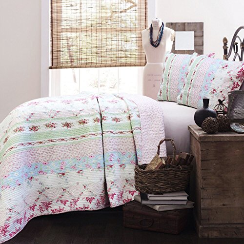 quilts with roses - 5