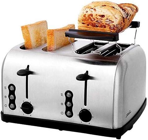 Nos produits > petit déjeuner > grille pain 4 tranches