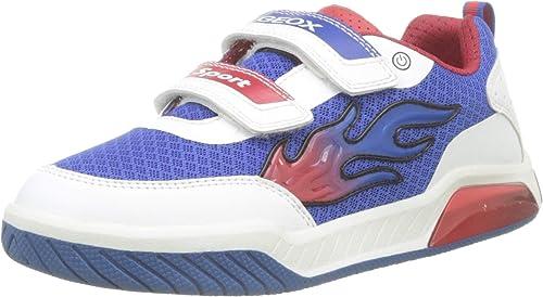 Geox Jungen J Inek Boy C Sneaker