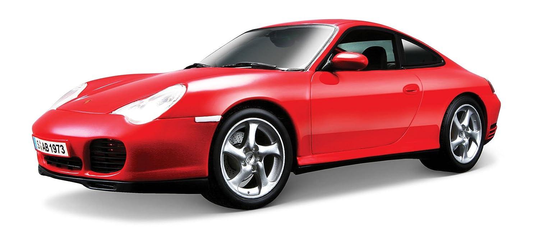 Maisto 31628 - Porsche 911 Carrera 4S 1:18 (colores surtidos): Amazon.es: Juguetes y juegos