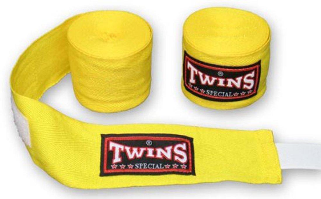 Protectores de muñecas especiales de algodón de Twins., negro
