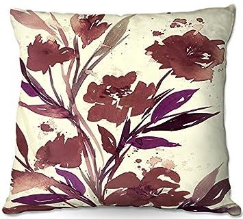 Amazon.com: DiaNoche Designs - Cojín decorativo para sofá de ...