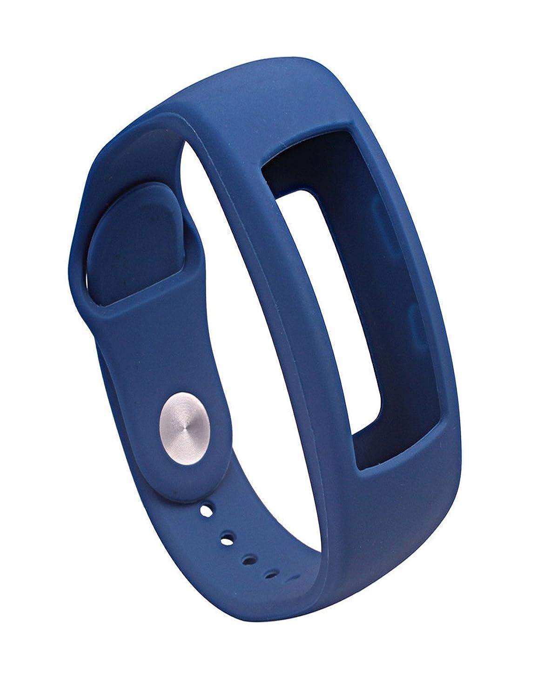 Dreaman新しいシリカゲル交換用時計バンドストラップfor Samsung Gear fit2  B074V16FQN
