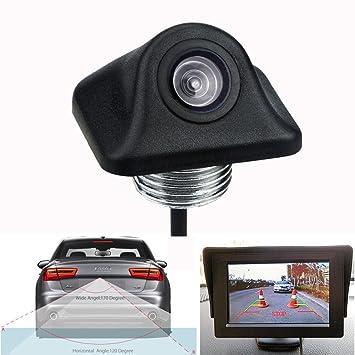 Good 12v Hd 170º Car Rear View Reverse Backup Parking Camera Night Vision Waterproof Car Video Consumer Electronics