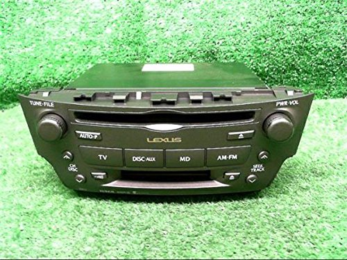 トヨタ 純正 レクサスIS E20系 《 GSE25 》 CD P19801-17005882 B06X951B16