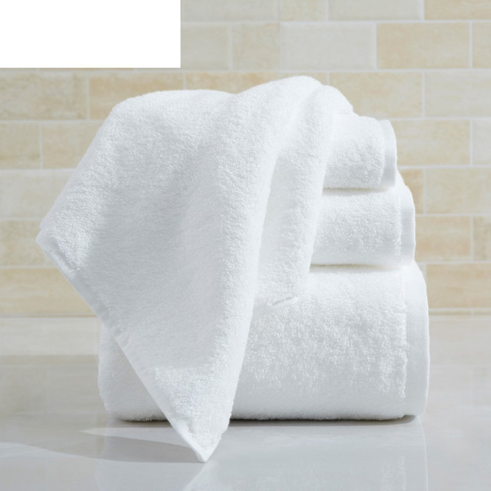 HOMEE Cotton Bath Towel/Cotton Adult Water Absorption Increase Thick Bath Towel/ Hotel Towel,A