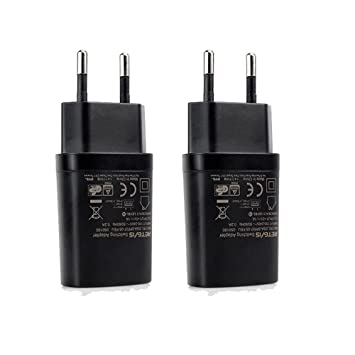 Retevis Adaptador USB Cargador 5V 1A Compatible con Walkie ...