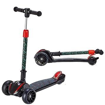 YUMEIGE Patinetes Scooters Kick Scooters de Acero al Carbono ...
