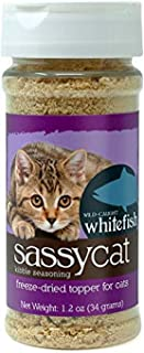product image for Herbsmith Sassy Cat Kibble Seasoning – Cat Food Topper for Picky Eaters – Made in USA
