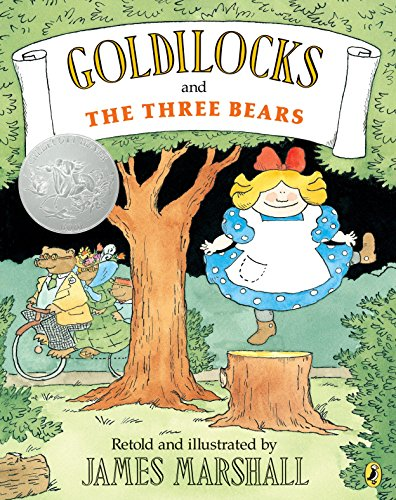 - Goldilocks and the Three Bears (Picture Puffin Books)