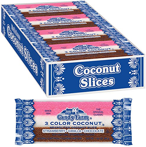 neapolitan-coconut-slice-candy-bars-vanilla-chocolate-strawberry-striped-moist-coconut-165-ounce-bar
