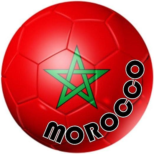 Autocolant adhesivo decorativo, diseño de selección de fútbol para ...